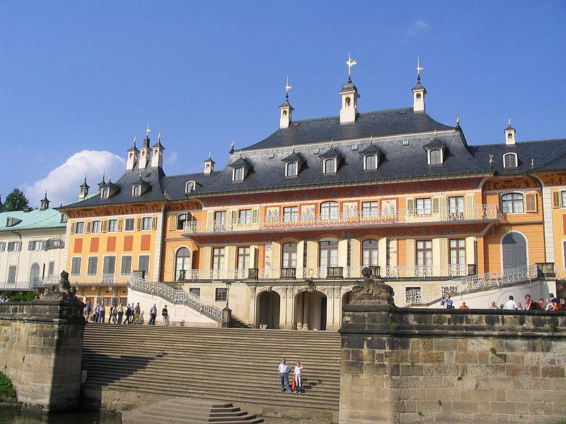 Schloss Pillnitz in Dresden