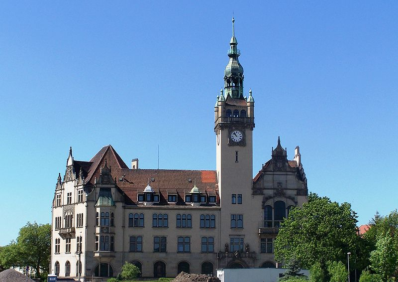Rathaus Cotta in Dresden West