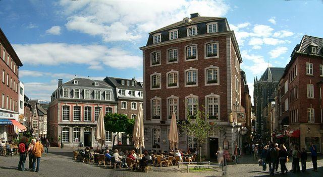 Die Stadt Aachen