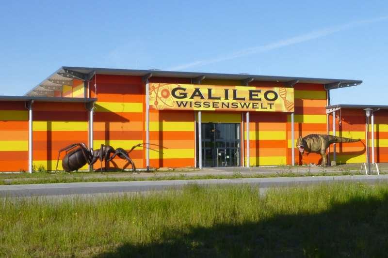 Galileo Wissenswelt in Burg