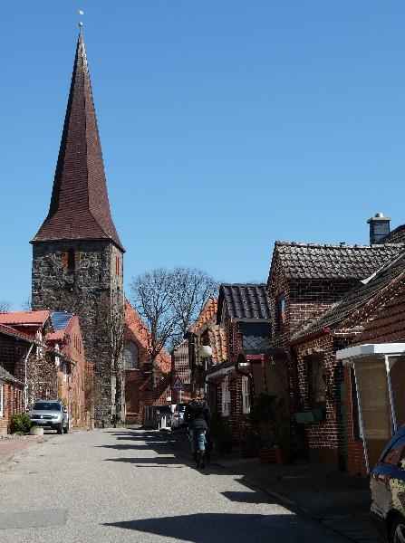 Kirche in Petersdorf