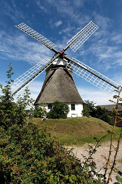 Windmühle Wrixum