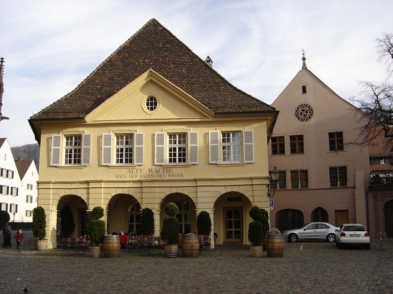 Alte Wache in Freiburg