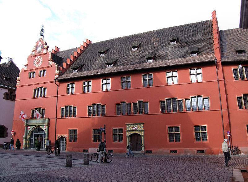 Altes Rathaus in Freiburg