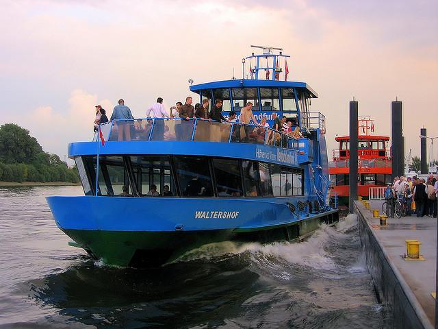 Hamburg-Waltershof