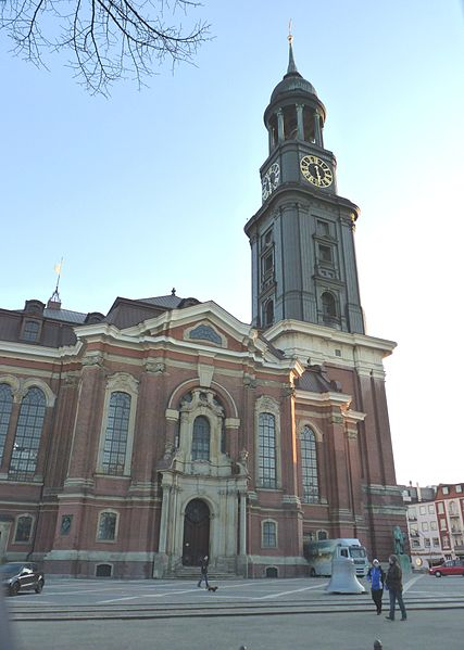 St. Michaelis Church, The Protestant Churche