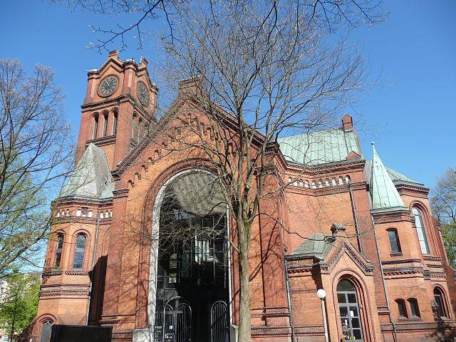 Eimsbuettel Church