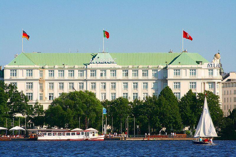 Das Hotel Atlantic Kempinski