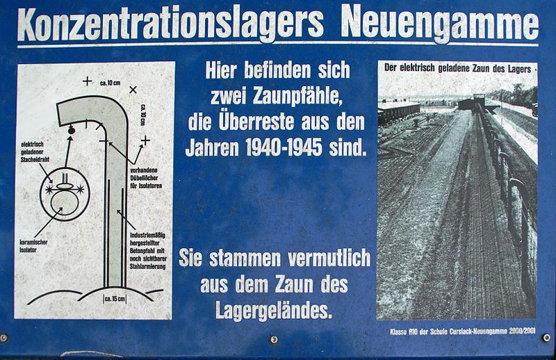 Neugamme Concentration Camp Memorial