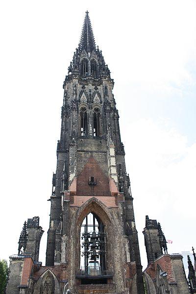 St Nikolai Memorial Church
