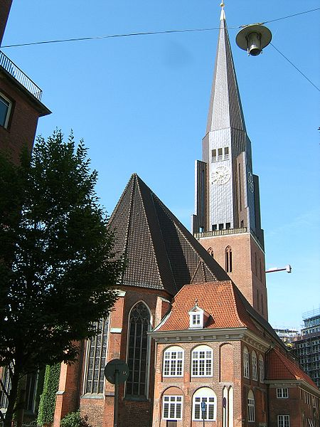 St Jacobi Church Hamburg