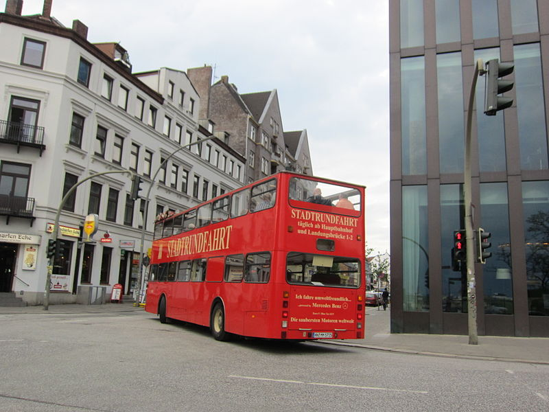 Hamburg Red Double Decker