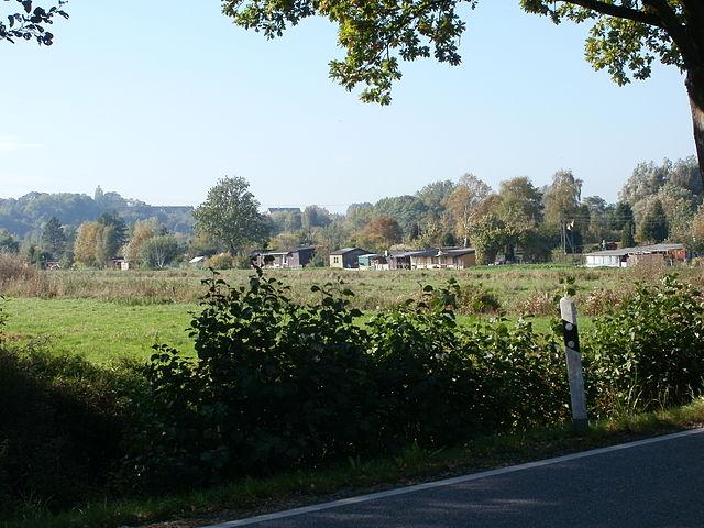 Kleingärten in Hamburg - Gut Moor