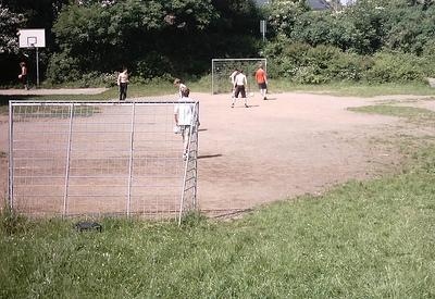 Football grounds Hamburg