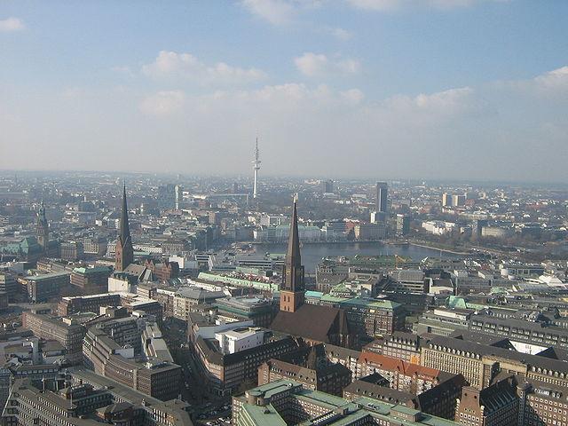 Innenstadt Hamburg