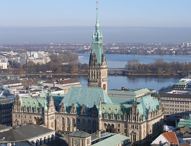 Hamburg City
