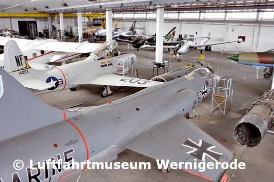 Luftfahrtmuseum Wernigerode im Harz