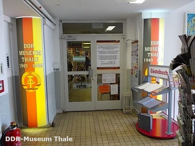 DDR Museum Thale im Harz