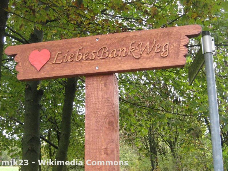 Wandern auf dem Liebsbankweg im Harz