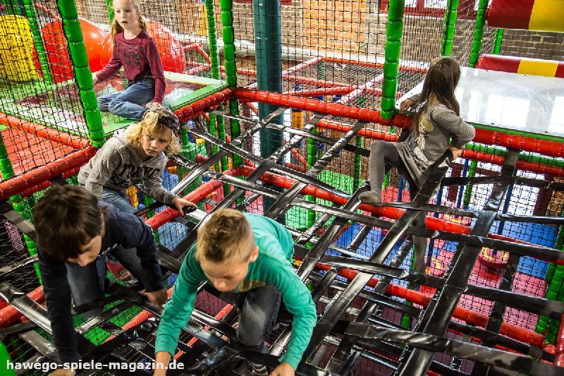 Harz-Urlaub mit Kindern auf einem Abenteuerspielplatz