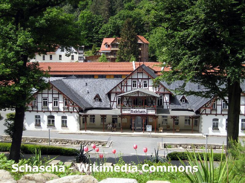 Bad Suderode im Harz