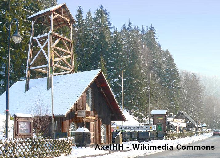 Lautenthal im Harz