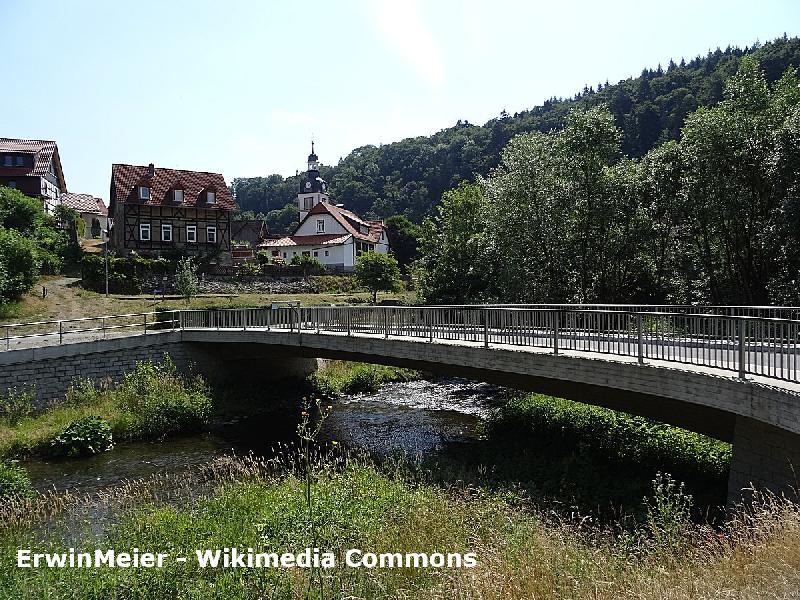 Rübeland im Harz