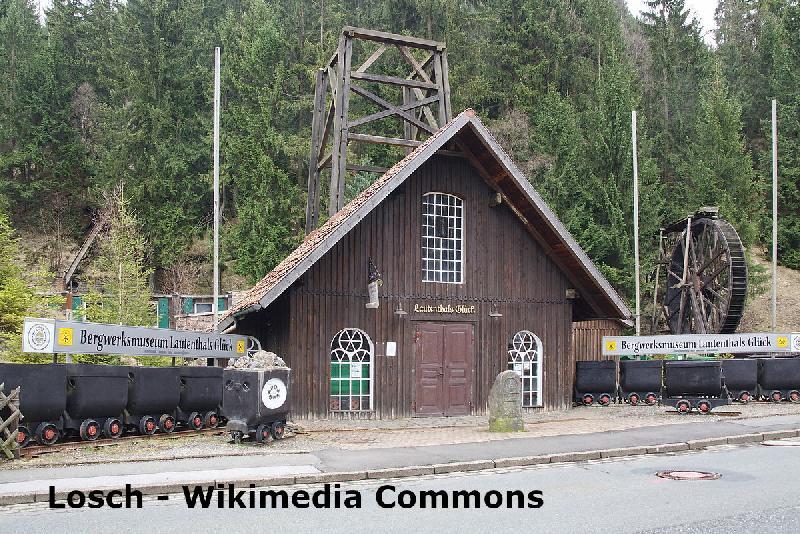 Bergwerksmuseum Lautenthals Glück im Harz