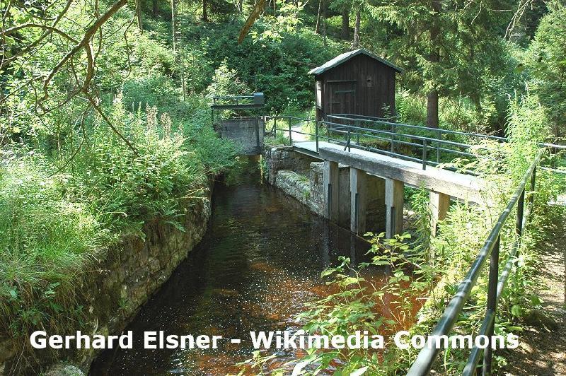 Weltkulturerbe Oberharzer Wasserregal