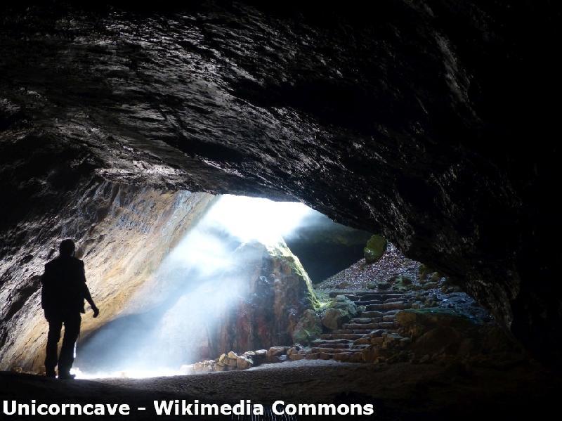 Einhornhöhle in Herzberg im Harz