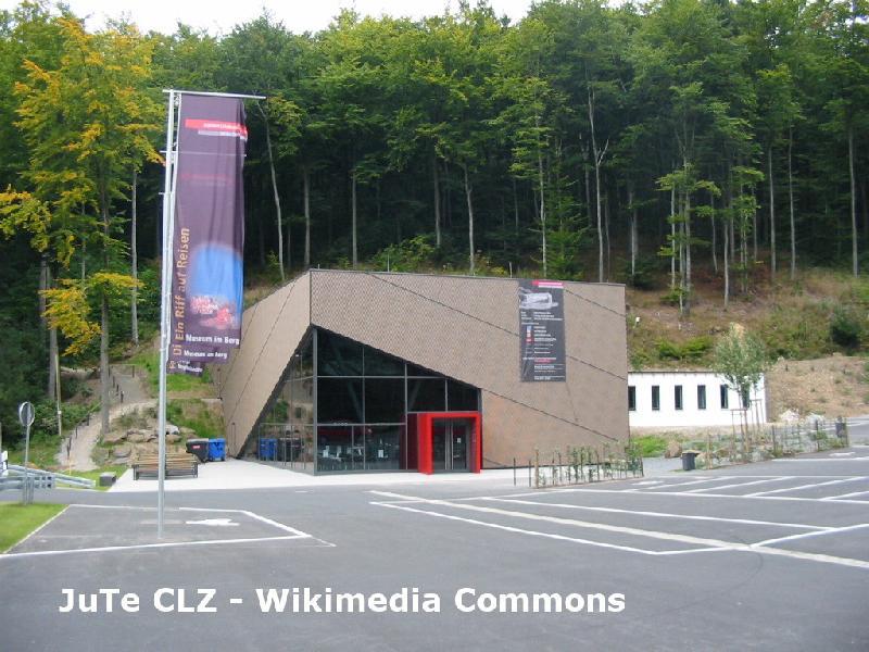 HöhlenErlebnisZentrum-Museum bei Bad Grund im Harz