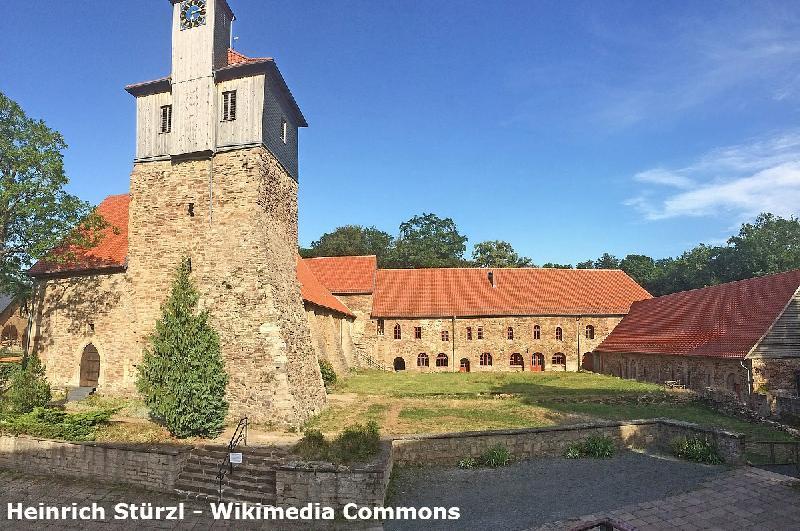 Kloster Ilsenburg im Harz