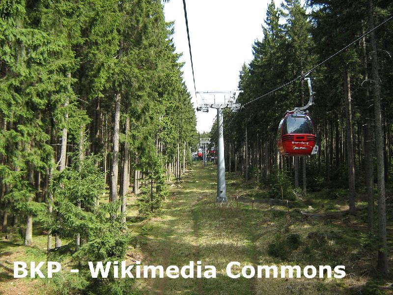 Der Wurmberg im Sommer