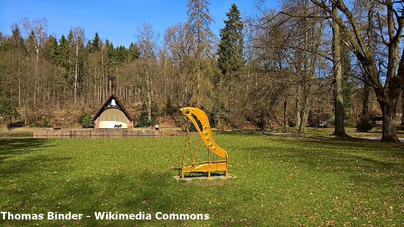 Steinway Park in Seesen im Harz
