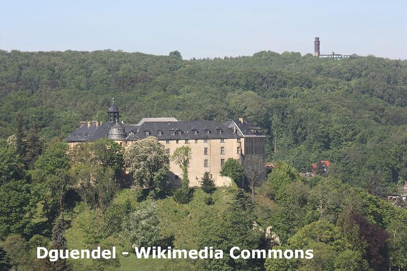 Schloss Blankenburg im Harz
