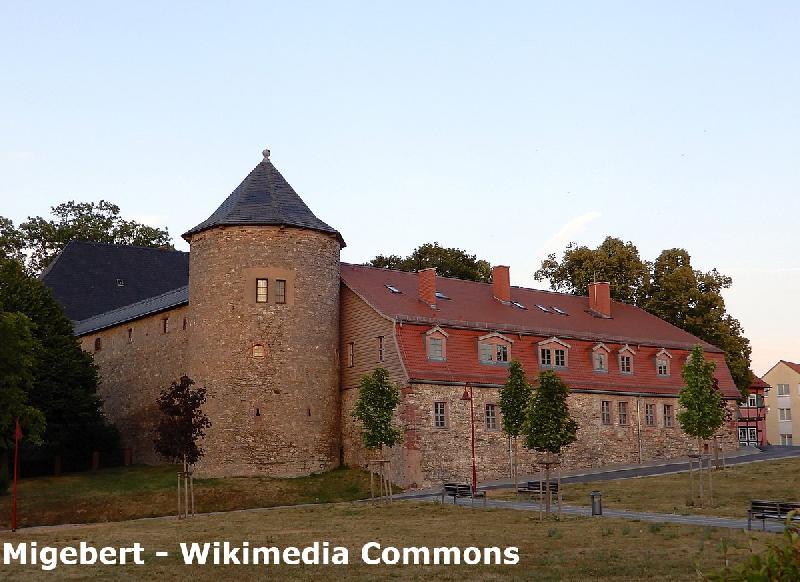 Schloss Harzgerode im Harz