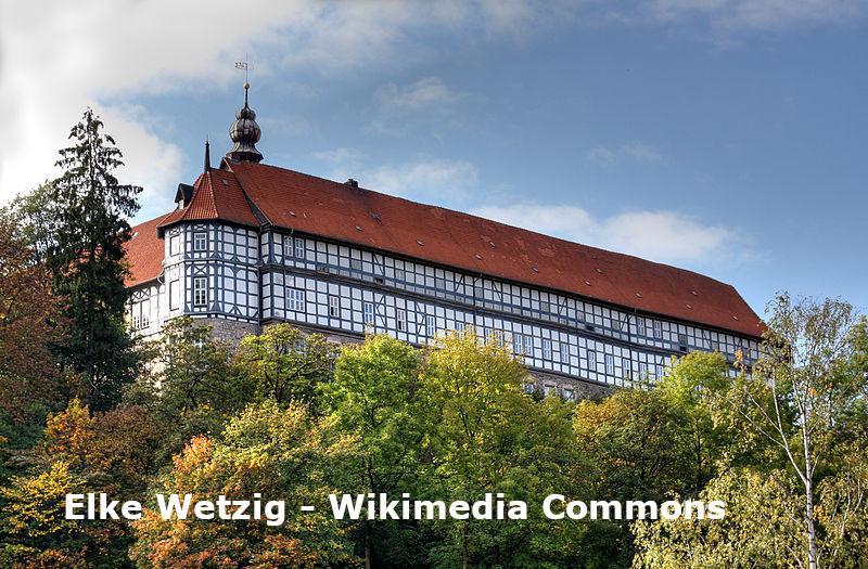 Schloss Herzberg im Harz