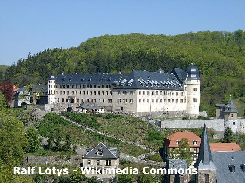 Schloss Stolberg im Harz