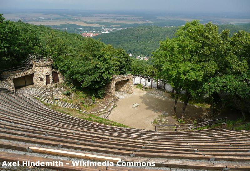 Harzer Bergtheater in Thale im Harz