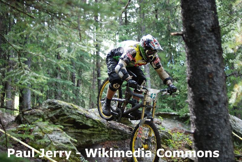 Mountainbiken im Harz