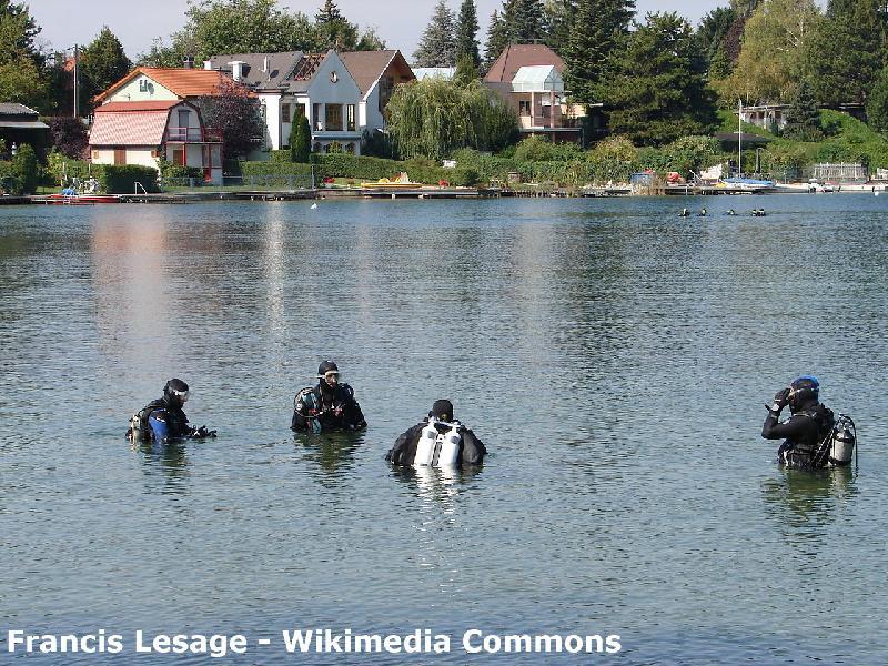 Wassersport im Harz