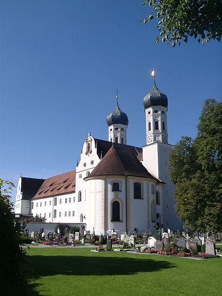 Benediktbeuern in Oberbayern