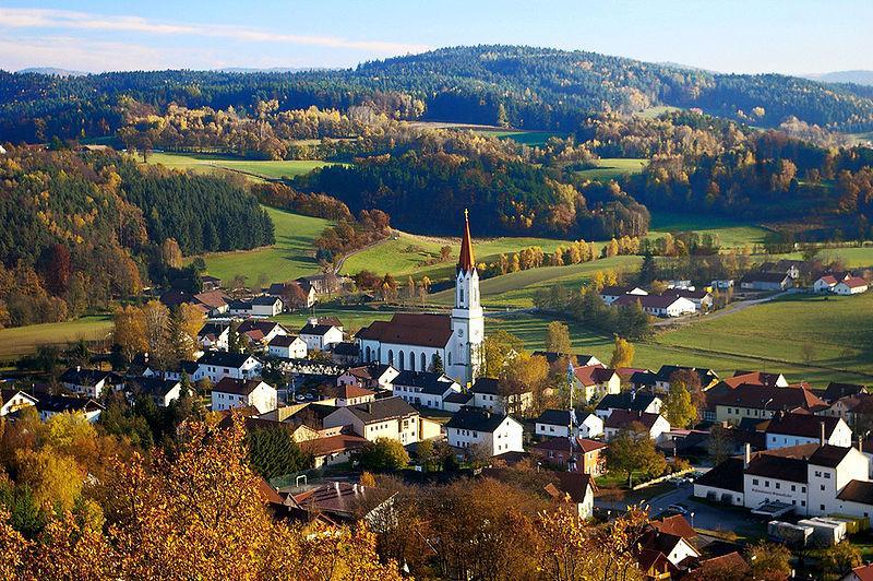 Zell im Bayerischen Wald