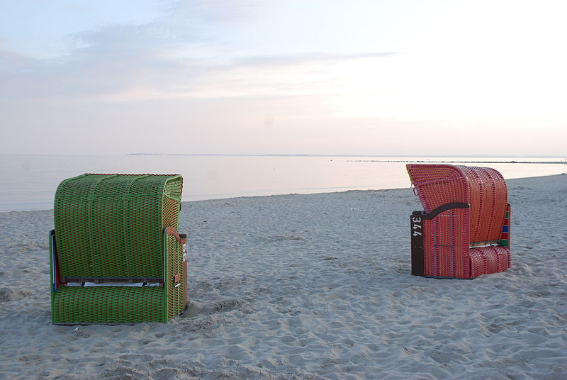 Strand in Nieblum/Föhr
