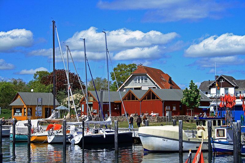 Hafen Niendorf an der Ostsee