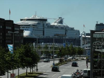 Stena-Line in Kiel