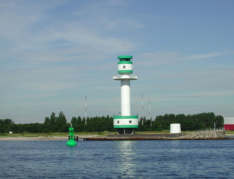 Leuchtturm in Friedrichsort