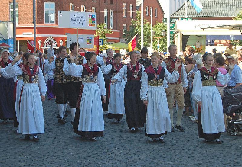Probsteier Trachtengruppe
