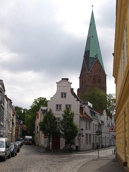 St Aegidien Lübeck