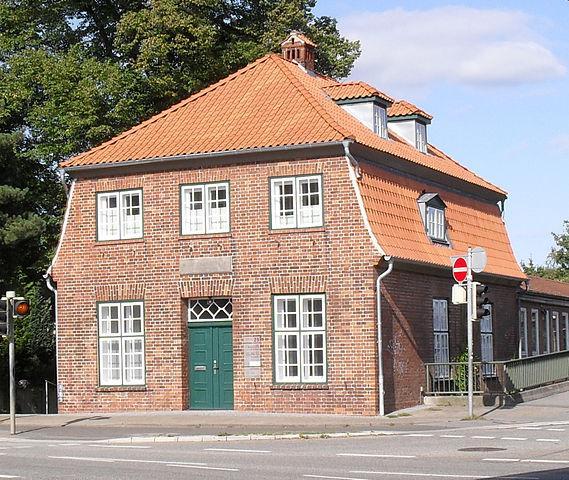 Altes Schulhaus in St. Jürgen